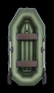 Лодка ПВХ Аква-Оптима 260 НД надувная гребная