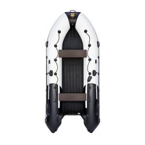 Фото лодки Ривьера 4000 НДНД Гидролыжа надувное дно низкого давления