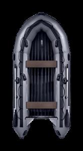 Фото лодки Апачи 3700 НДНД надувное дно низкого давления