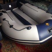 Фото лодки Ривьера 3400 СК компакт
