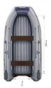 Фото лодки Флагман DK 320 НДНД