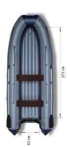 Фото лодки Флагман 380 IGLA НДНД
