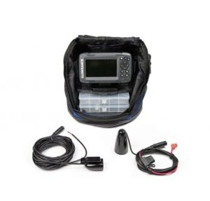 Фото эхолота Lowrance HOOK2-4x GPS All Season Pack (EU)