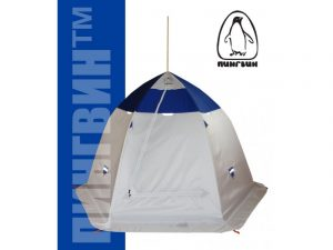 Фото Зимняя палатка Пингвин 3.5 (2-сл.)