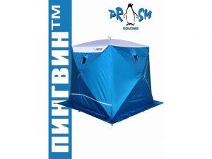 Фото Зимняя палатка Пингвин Призма Премиум Strong (2-сл.)