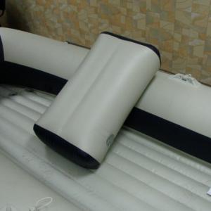 Фото пуфа надувного из ПВХ Флагман