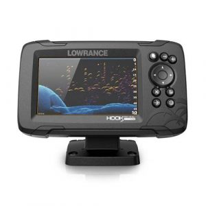 Фото эхолота Lowrance Hook Reveal 5 SplitShot