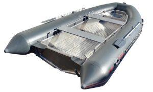 Фото Лодка Риб Раптор М-460А (алюминиевое дно) К.№1