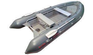 Фото Лодка Риб Раптор М-370А (алюминиевое дно)
